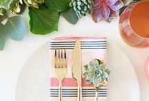 Party Ideas / Fun, festive ideas for entertaining and parties. Decor, party tips, party food ideas, and more.