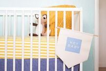 Kids' Rooms, Baby Nursery, & Play / Inspiration for a baby nursery, kid room decor, and ideas for toys and playtime.