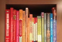 Cookish Bookish / Cookbooks, Food Books, and Beautiful Books / by The Spunky Coconut