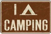 Hiking, Camping and Paddling