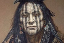 ~·*❀*~Kirby Sattler~ & Red Indian things / by Charlie Dare