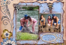 Scrapbook #1 / scrapbook pages / by Janice Robinson