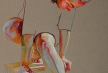 artsy fartsy / inspiration / by Christina Wohler