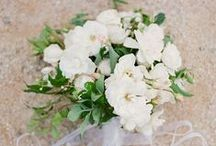 Of Australian Wedding Flowers & Bouquets / Gorgeous bouquets and arrangements of flowers at Australian weddings