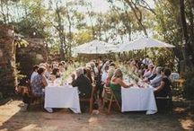 Of Australian Wedding Reception Decor / Wedding decor inspiration from Australian weddings