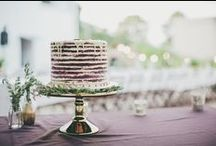 Of Australian Wedding Cakes / Wedding cake inspiration from Australian weddings
