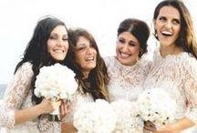 Of Australian Bridesmaid Style / Inspiration from Australian bridesmaids
