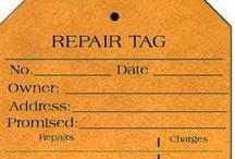 Tags & ATC #4 / tags & artist trading cards  (ATC) / by Janice Robinson