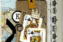 Tags & ATC #6 / tags & artist trading cards  (ATC) / by Janice Robinson