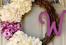 Wreaths / by Tahra Williams