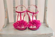 ::Fuchsia Wedding::
