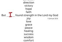 Faith art journal #6 / by Janice Robinson
