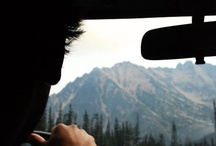 truckin / on the road
