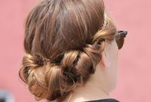 Hair Ideas / Hairstyle ideas and DIY hair tricks.