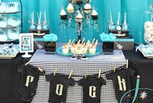 Rock 'n' Roll Baby Shower / by Heather Linville