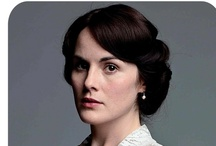 Downton Abbey / I'm passionate about period dramas - the settings, the costumes.  Downton Abbey ticks all the boxes!  I'm addicted.  Great actors, fascinating storylines, amazing costumes and naturally the house. / by Cherry Jackson