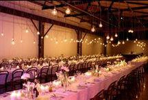 Of Australian Industrial Wedding Venues / Industrial style wedding venues around Australia