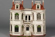 Doll Houses / by Cherry Jackson