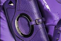 PURPLE / purple violet / by Sonoe Kinoshita