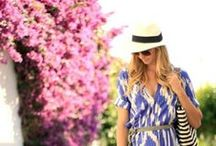 Of Summer Honeymoon Style / Honeymoon fashion and style ideas for Summer honeymoons