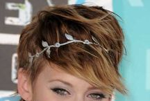 Headbands for short hair