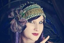 Beautiful Headdresses and Headpieces / by Deidre Dreams