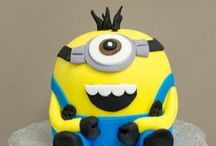 Custom Cakes / Customized Cake & Cupcake creations as requested!