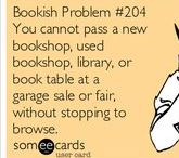 Bookish Problems / Readers will understand!