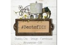 !Best of DIY! - DIY Projects You'll Love! / A project collection, jam-packed full of the best DIY ideas by the some of the best DIYers on the net!