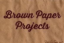 Brown Paper Projects