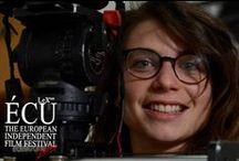 ÉCU Film Festival 2015: Day 2 / More other pictures about ÉCU staff,   jury, filmmakers, guests and all indie people in this second day of ÉCU Film Festival 2015
