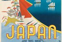 Vintage Travel Poster / by Sonoe Kinoshita