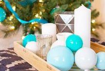 Holiday DIY: Christmas / Christmas DIY projects, Christmas crafts, handmade Christmas gifts, and more.