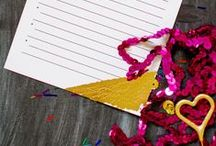 Holiday DIY: New Years / DIY projects for New Years Eve and New Years Day
