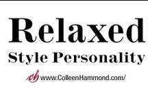 Relaxed Style Personality