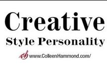 Creative Style Personality