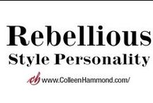 Rebellious/Edgy Style Personality