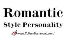 Romantic Style Personality
