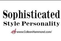 Sophisticated Style Personality