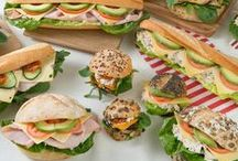 Fresh Sandwiches and Wraps / Our Fresh & Tasty Sandwich and Wrap range offers you and your guests a lighter lunch option. Made fresh daily, with the best ingredients including free range chicken, hormone free bacon, fresh salads and free range eggs.