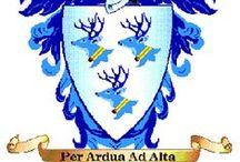 Clan Hannay-Sorbie Castle-My 2nd Great Grandmother's Line (Elizabeth Hanna Bowman) / Hanna Line-Genealogy