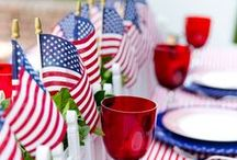 Independence Day / Land of the Free and Home of the Brave. For more fun ideas for Independence Day, visit the ForRent.com blog. http://bit.ly/12iKFdv   / by ForRent.com