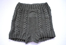 Knitting, Crafting & Crocheting / Knitted, crafted and Crocheted projects made by me or those who inspire me!