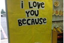 Classroom Ideas :)