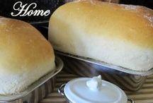 Bread / by Cherrie Staley