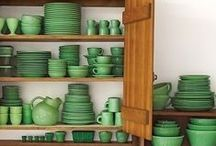 Dream in Green / I love every shade of green :)  / by Cherrie Staley
