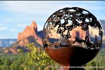 Wander Arizona / To travel through Arizona, the Grand Canyon State, is to experience diverse landscapes from mountains of Flagstaff to red rocks of Sedona, culture in Phoenix, restaurants in Scottsdale and history in Tucson. Whether you are a local or in Arizona on vacation, here are some of the best things to do in Arizona. And don't forget to take your camera, because there are so many great photography ops!