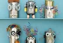 Kids Craft | Knutselen / by Yvette Vissers