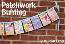 Banner, Garland & Bunting / by Cherrie Staley