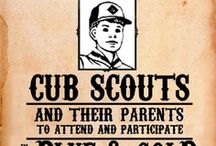 Cub Scout / by Cherrie Staley